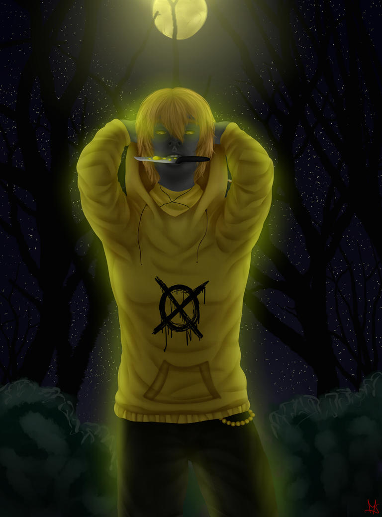 Request for xXAwokenNightmareXx by Mencelis