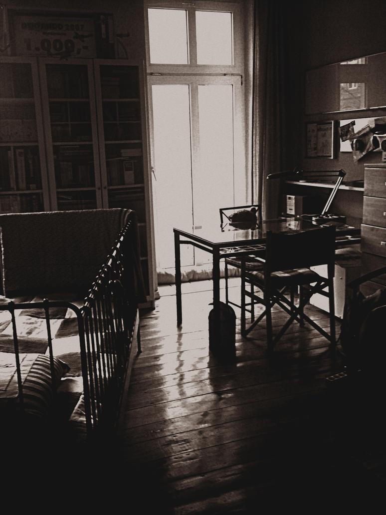 Vintage pokoj by natucya