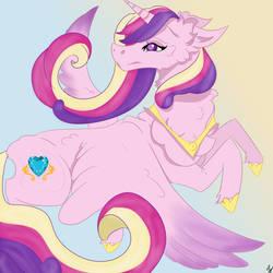 ~Princess Cadance~ by Dwagons8