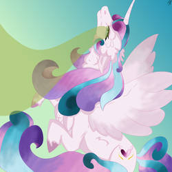 ~Flurry Heart~ by Dwagons8