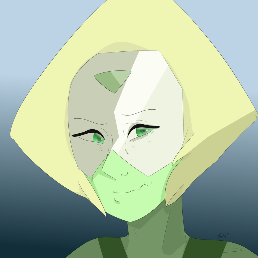 Peridot by Dwagons8
