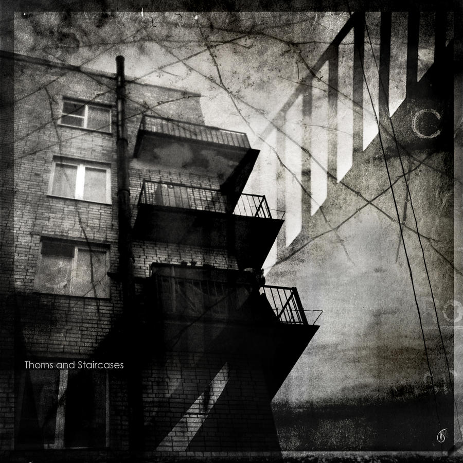Thorns and Staircases by SineLuce