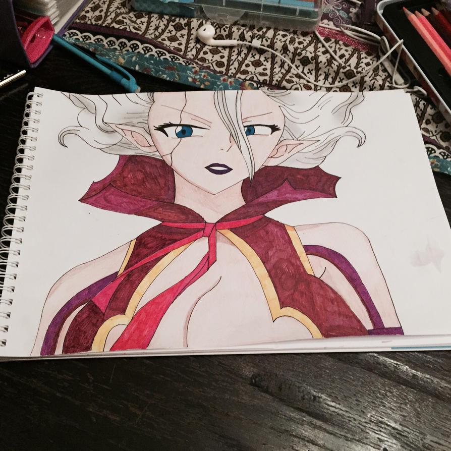 Mirajane strauss -SatanSoul by dakotaaaaaa-chan