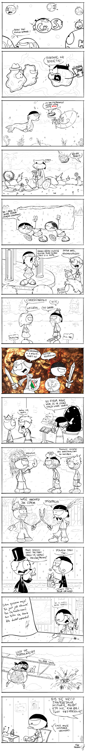 Crash's History Lesson by CrashPL