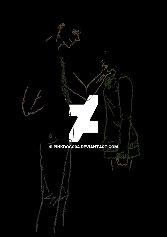 anime boy outline body: Girl And Boy (outline) By Pinkdog004 On DeviantArt