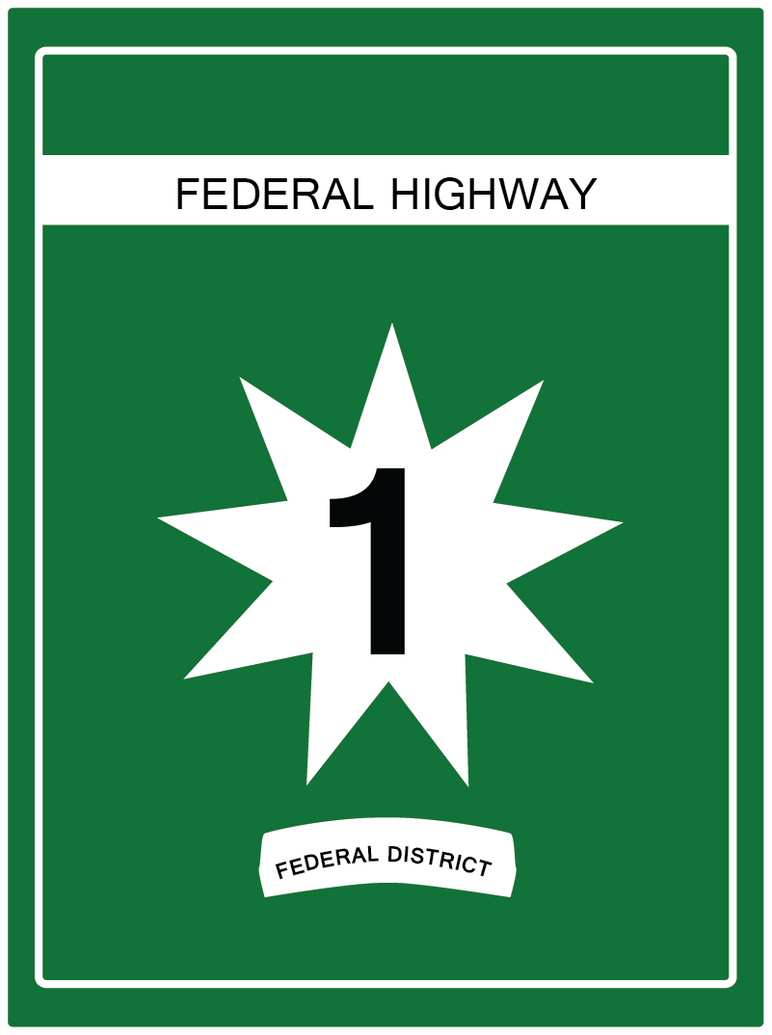 Federal Highway 1 New Puledra-Monte Adamio by velgundaire