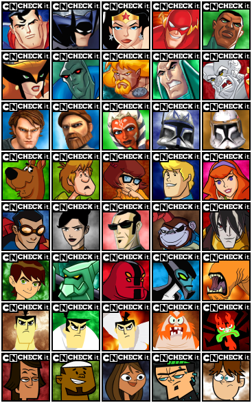 Cartoon Network Avatars 2 0 By Kal Dusty On Deviantart