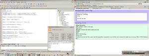 My douible monitor in windows