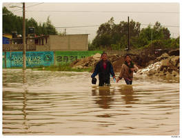 Flood 8 by levhita