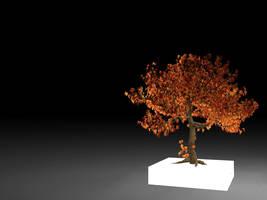 The tree by levhita