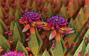 Fleurs Affectueux by LightBulbMoon