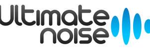 Ultimate Noise Logo by andrewackroyd