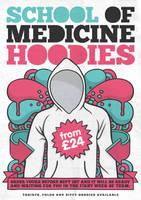 School of Medicine Hoodies by andrewackroyd