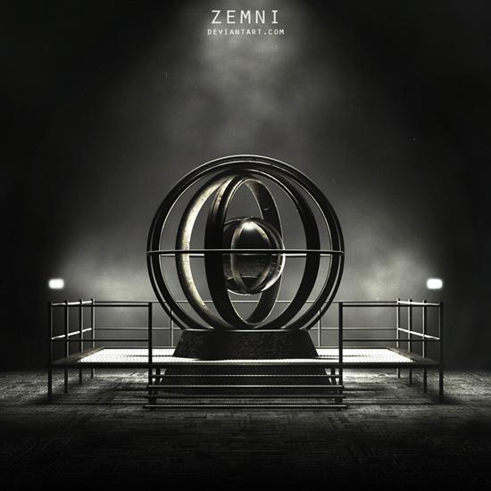 Armillary by Zemni