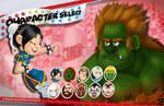 Street Fighter: Wreck-it Ralph