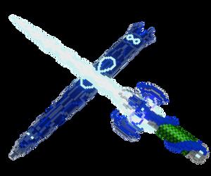 Infinity Dragon Sword by Elmind