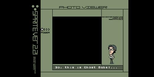 Metal Gear Ghost Babel Border