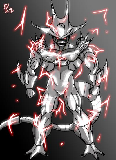 Meta cooler final form by L0kem on DeviantArt