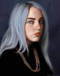 Billie Eilish by Paloma-McClain