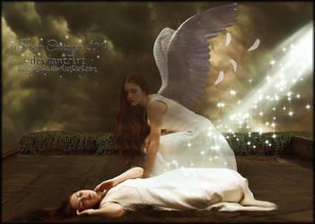 Angel's Glance by SuzieKatz