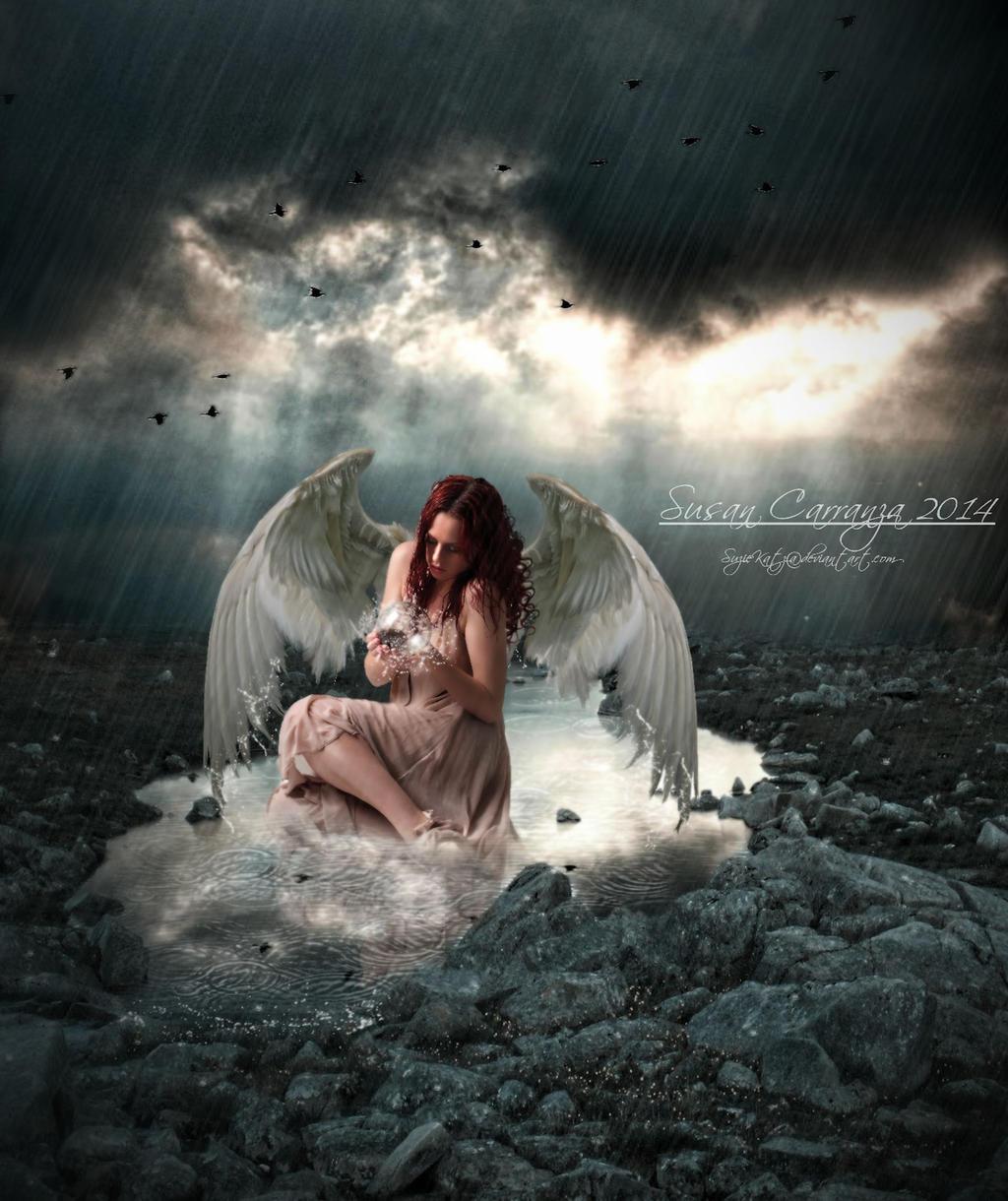 Angelic Darkness by SuzieKatz