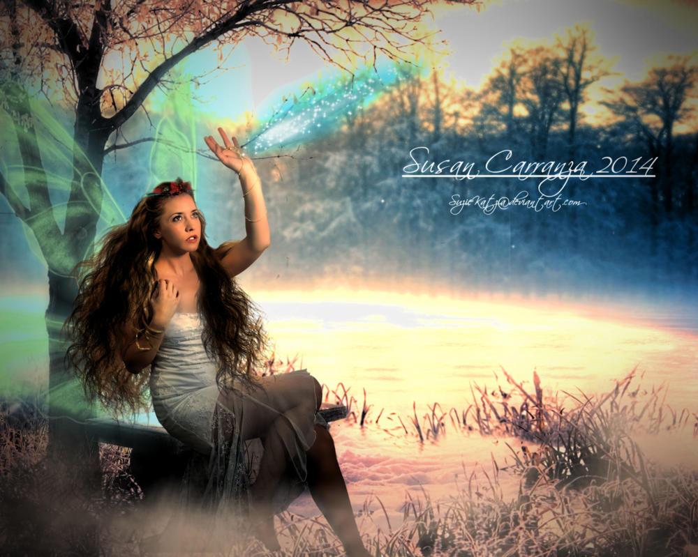 Christmas Fairy by SuzieKatz