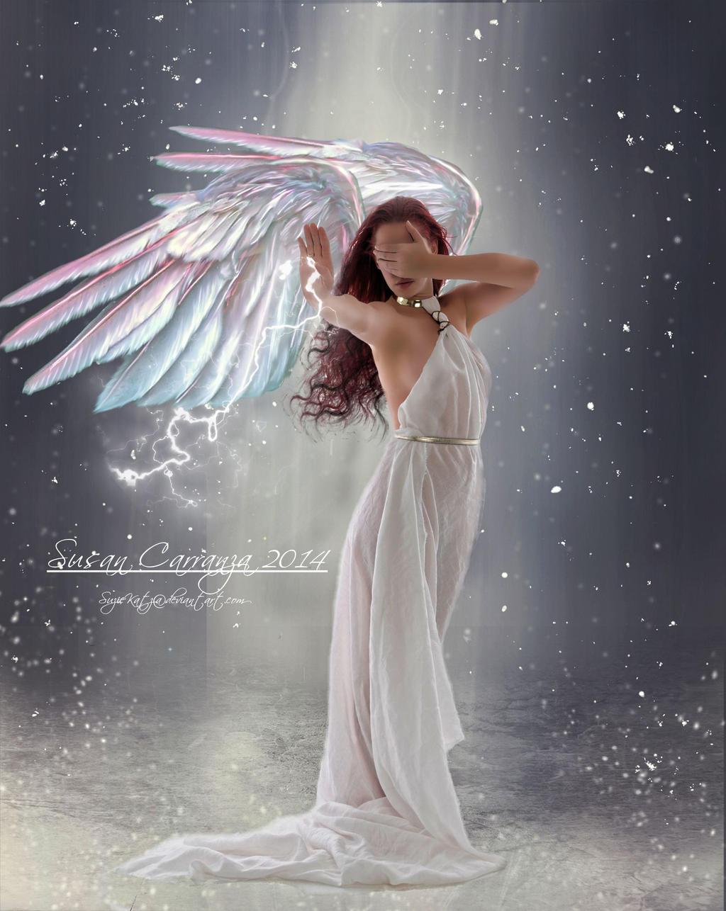 Angelic Winter by SuzieKatz