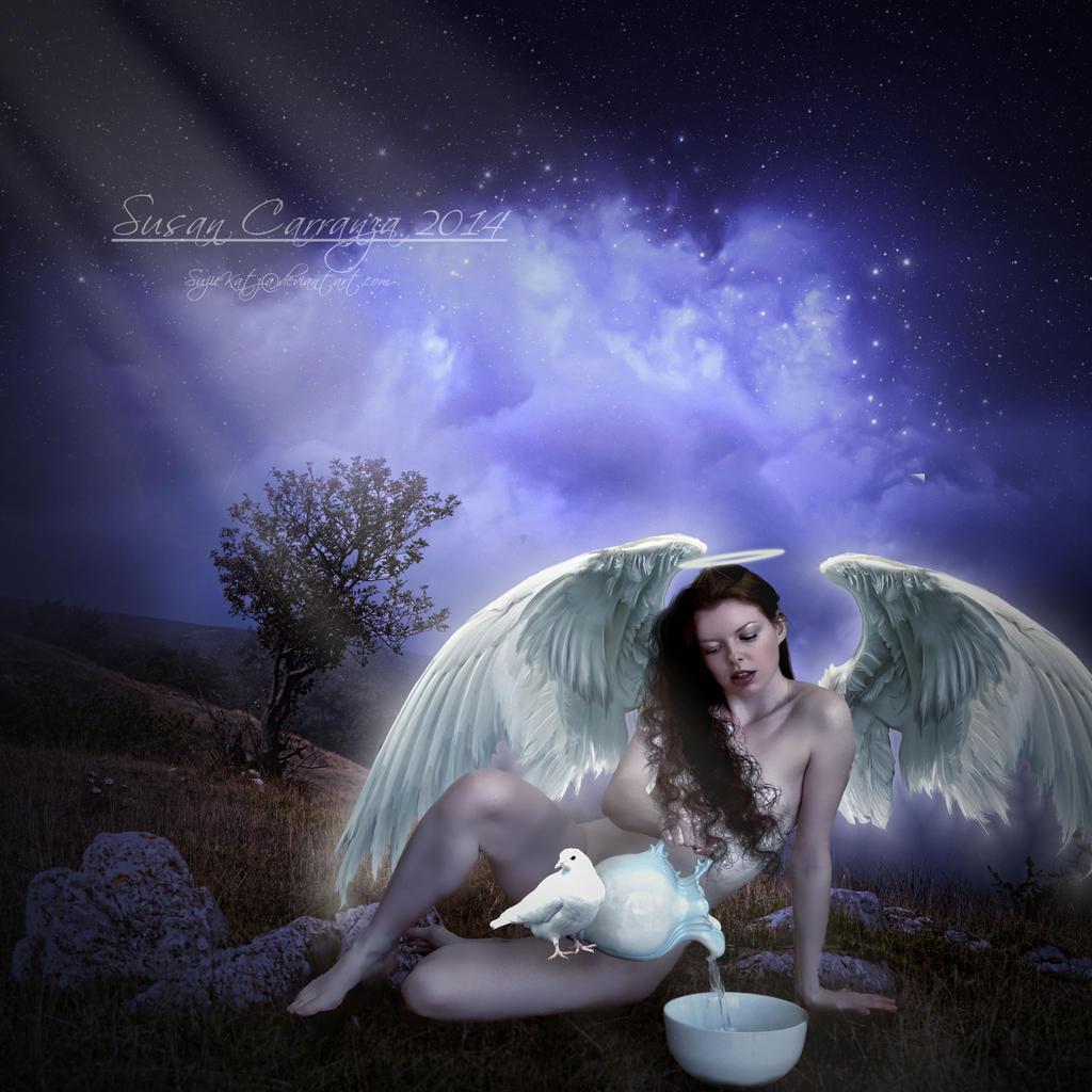 Guardian Angel by SuzieKatz