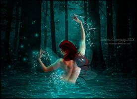 Cleansing Waters by SuzieKatz