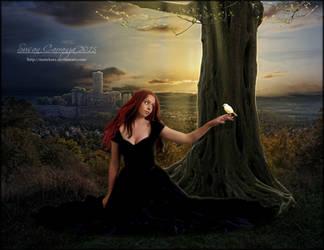 Inner Peace by SuzieKatz