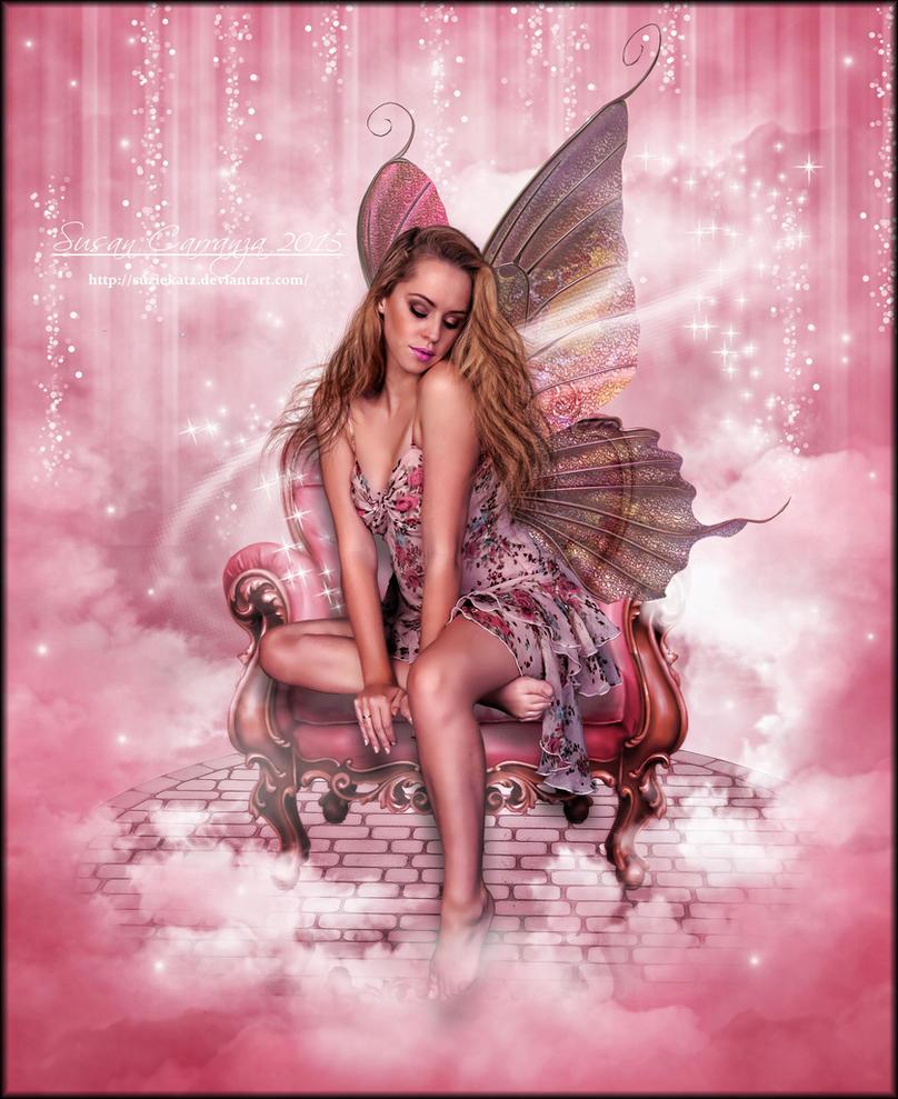 A Fairies Dream by SuzieKatz