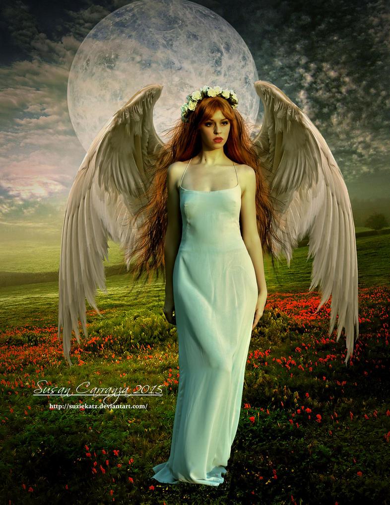 Spring Angel By Suziekatz On Deviantart
