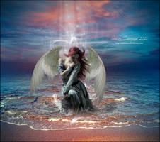 Angelic Warm Light by SuzieKatz
