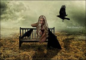 Raven Whisperer by SuzieKatz