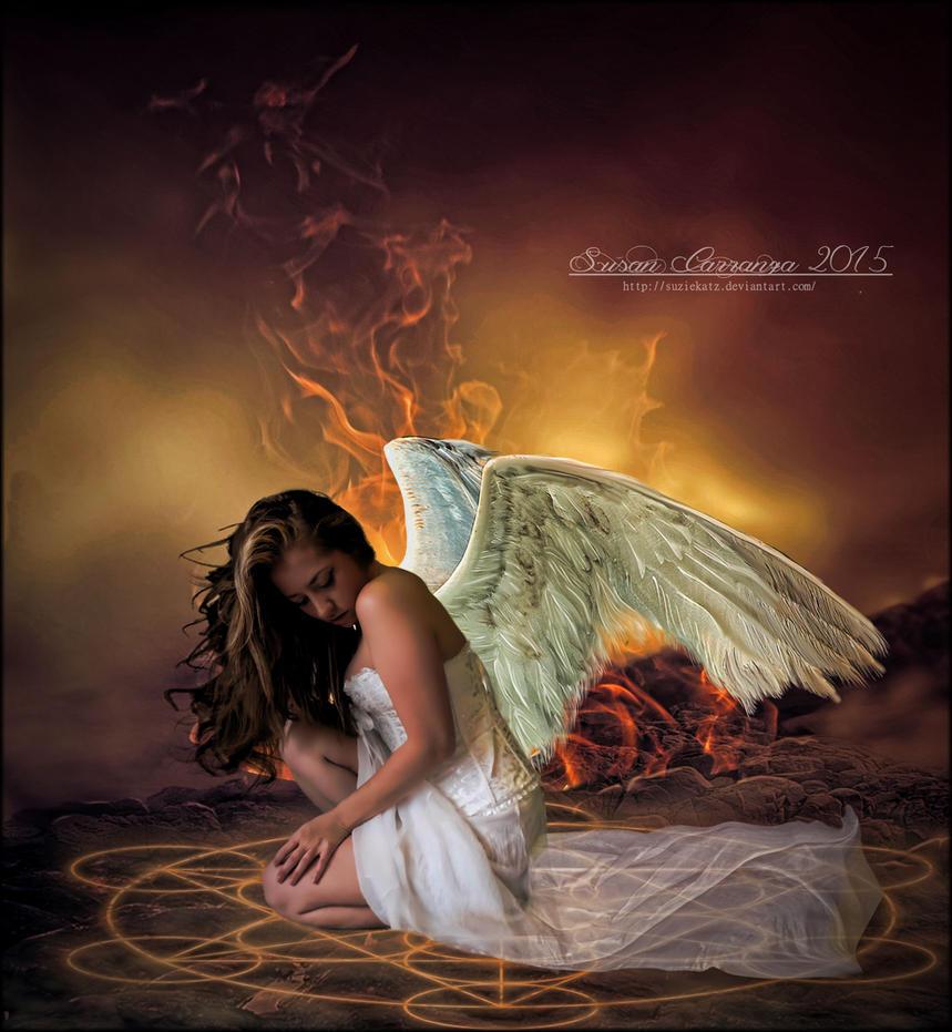 Sins of an Angel by SuzieKatz