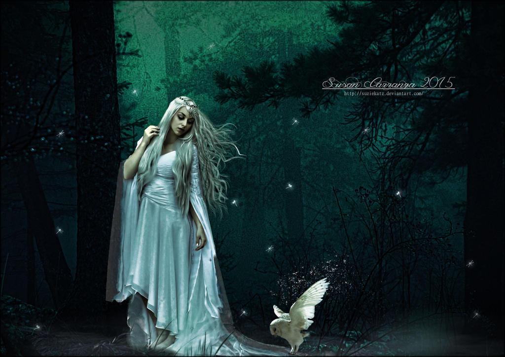 Enchanted by SuzieKatz