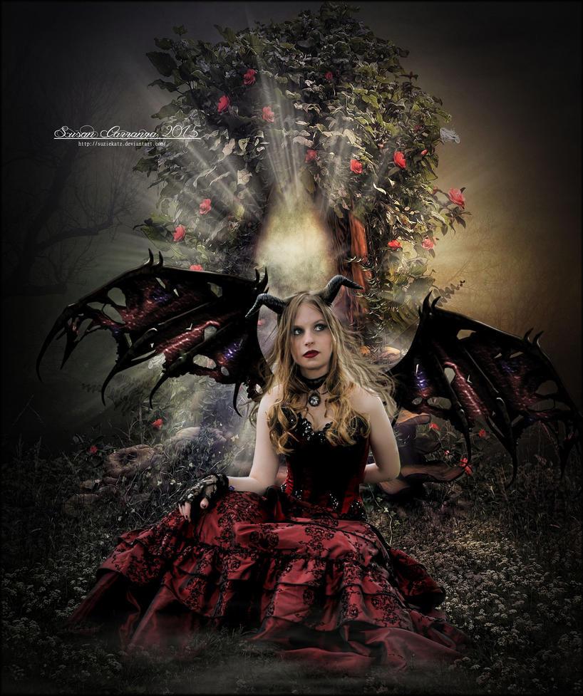 Dark Fae by SuzieKatz