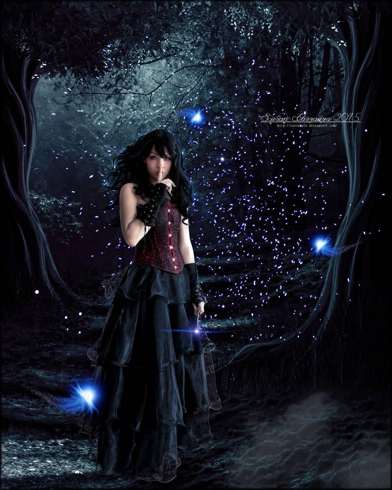 Magic in the Woods by SuzieKatz
