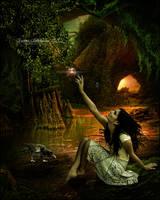 Enchanted Apple by SuzieKatz