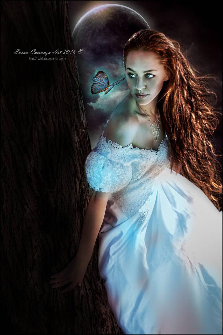 Butterfly Fantasy by SuzieKatz