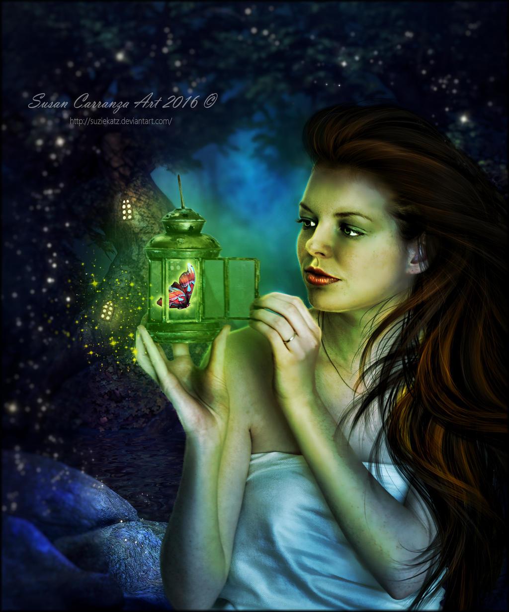 Magic Happens by SuzieKatz