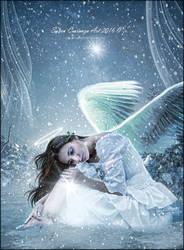 The Christmas Angel by SuzieKatz
