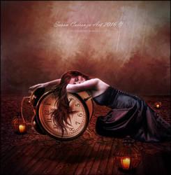Time Ticks Away by SuzieKatz