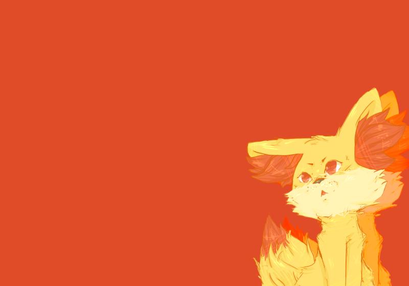 Fennikin by cloverdacat
