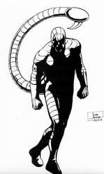 Scorpion by hyvanildo