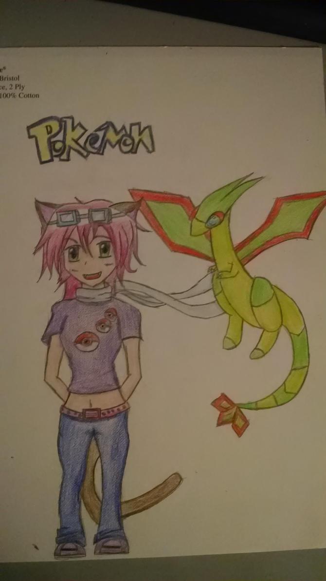 Pokemon trainer ! by Kittyskittles