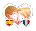 Frain OTP Stamp by BeautyWithinTheRose