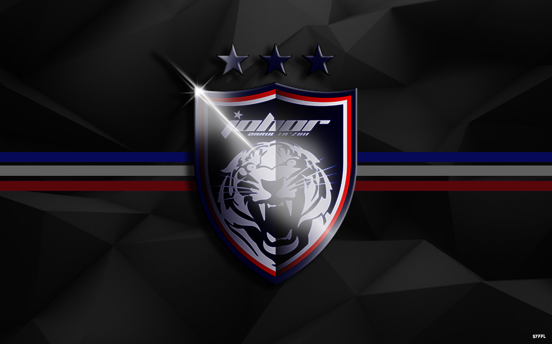 TheSYFFL 0 Johor Darul Takzim JDT Logo Wallpaper 05 By
