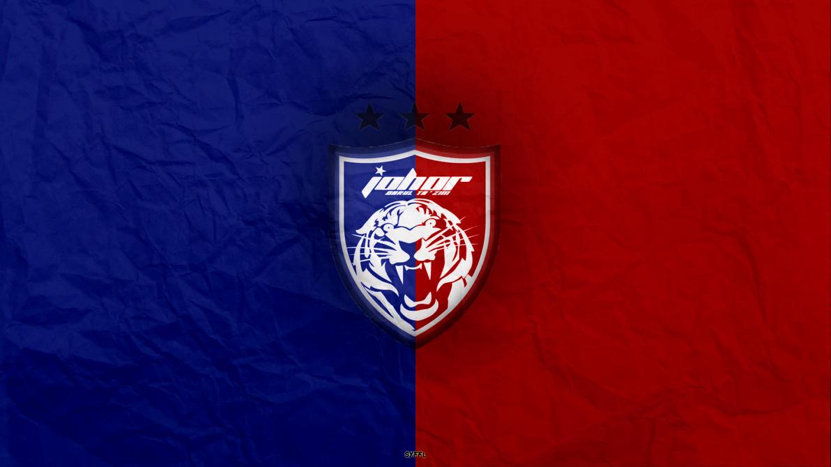 Johor Darul Takzim JDT Logo Wallpaper 11 By TheSYFFL