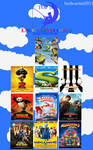 My Top 10 Favorite Dreamworks Movies
